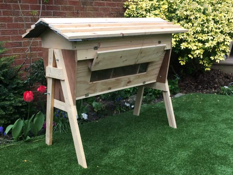 Top Bar Beehives For Natural Beekeeping